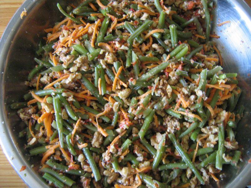 Recettes haricots verts en boite - Comment cuisiner des petit pois en boite ...